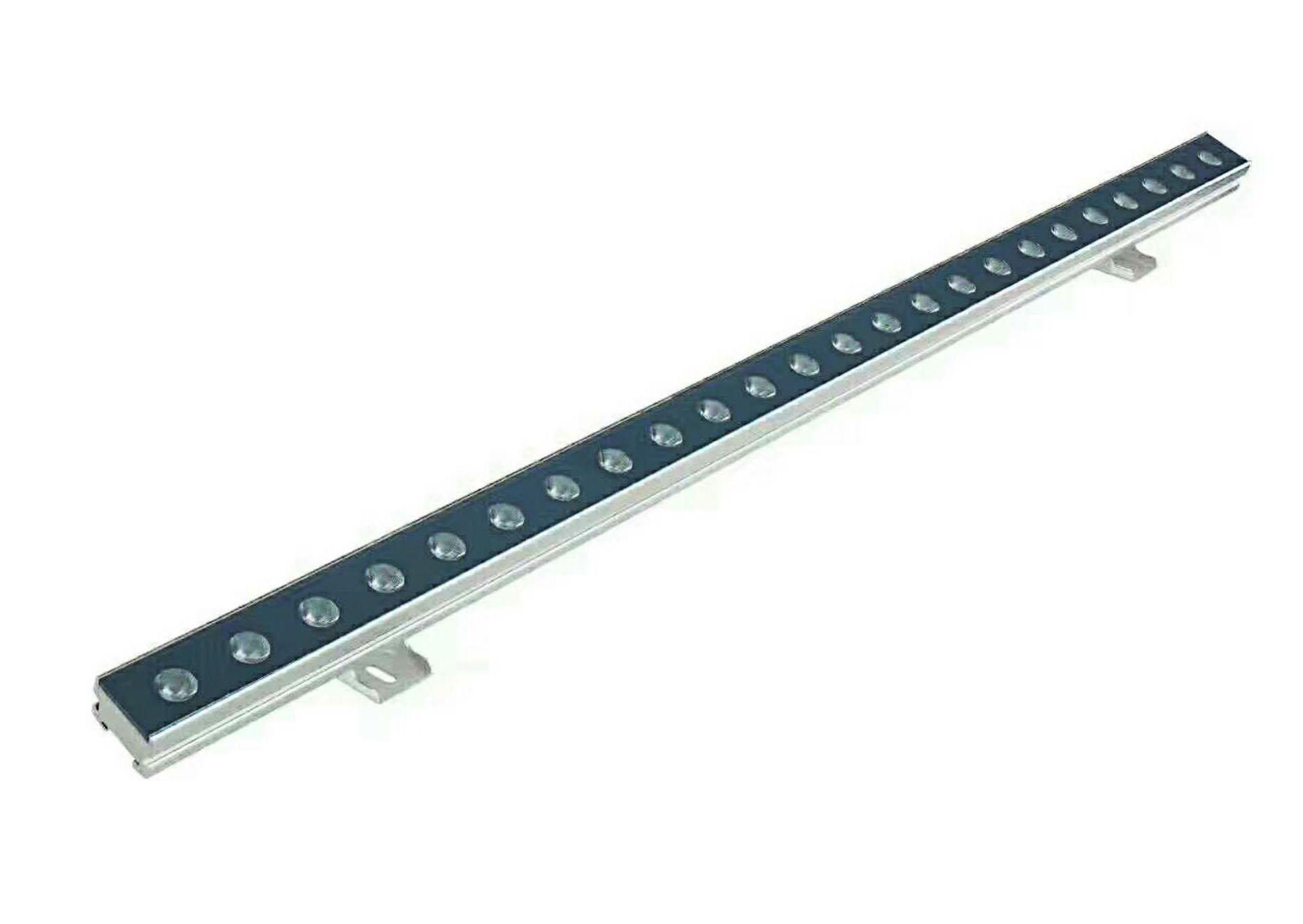 新款结构防水无阴影对接18WLED洗墙灯