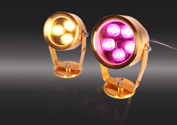LED投射灯3W 5W